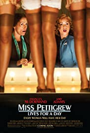 Miss Pettigrew Lives for a Day  Poster