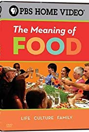 The Meaning of Food Poster