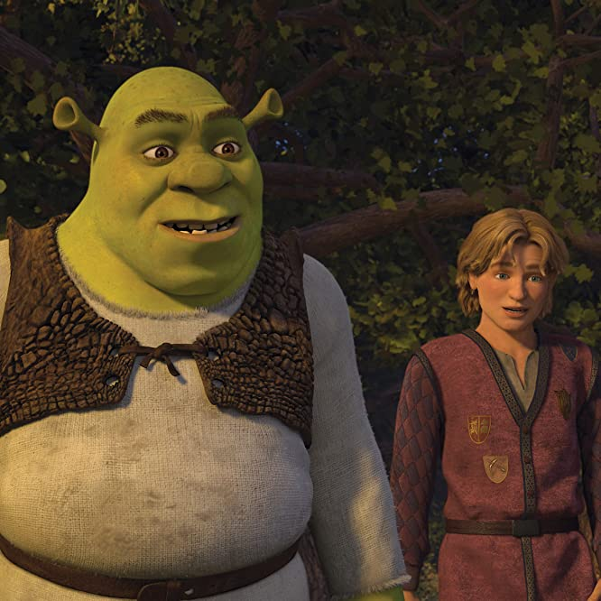 Mike Myers in Shrek the Third (2007)