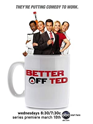 Poster Better off Ted - Die Chaos AG