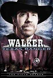 Walker, Texas Ranger Poster