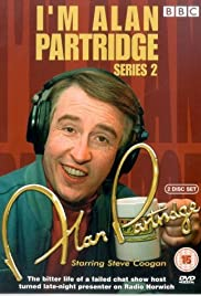 Anglian Lives: Alan Partridge Poster