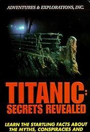 Titanic: Secrets Revealed Poster