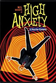 High Anxiety Poster