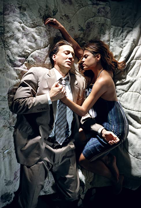 Nicolas Cage and Eva Mendes in Bad Lieutenant: Port of Call New Orleans (2009)