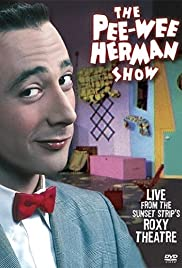 The Pee Wee Herman Show Poster