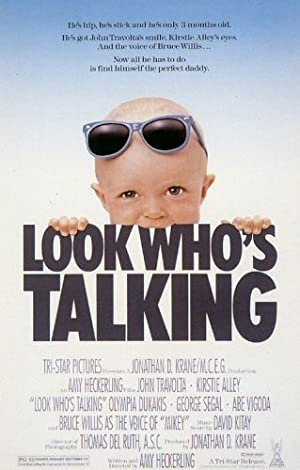 Mira quién habla (1989)
