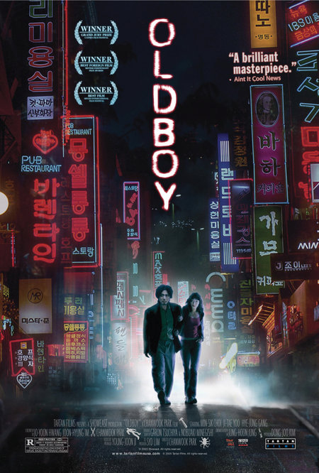 Box art for Oldboy