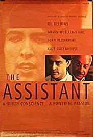 The Assistant (1997) Poster - Movie Forum, Cast, Reviews