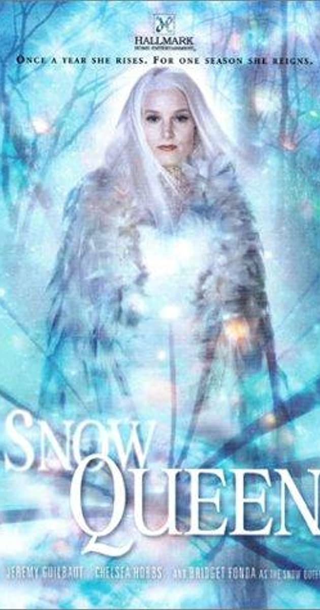 The snow queen фильм
