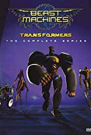 Beast Machines: Transformers Poster