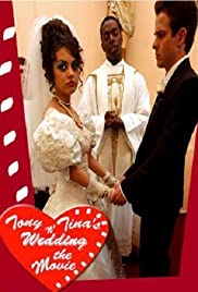 Tony 'n' Tina's Wedding Poster
