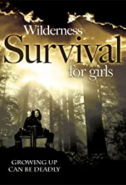 Wilderness Survival for Girls Poster