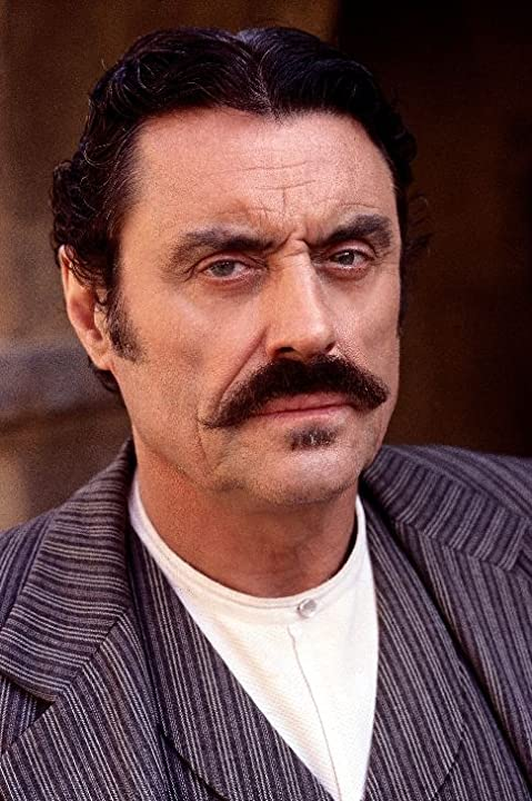 Ian McShane in Deadwood (2004)
