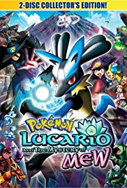 Pokemon Lucario And The Mystery Of Mew (2005) x264 720p BluRay {Dual Audio} [Hindi DD 2.0 + Eng 2.0] Exclusive By DREDD – 1.0 GB