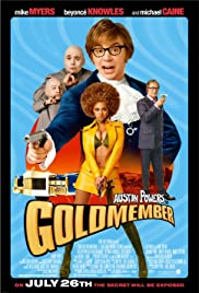 Austin Powers in Goldmember (2002) Poster - Movie Forum, Cast, Reviews