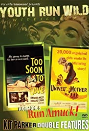 Too Soon to Love (1960) Poster - Movie Forum, Cast, Reviews