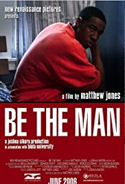 Be the Man Poster