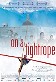 On a Tightrope Poster