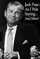 Image of American Masters: Jack Paar: 'As I Was Saying...'