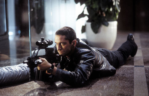Gerard Butler in Lara Croft Tomb Raider: The Cradle of Life (2003)