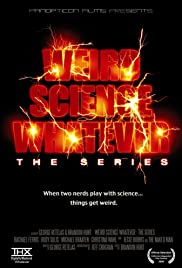 Weird Science Whatever Poster
