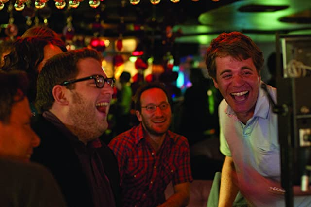 Rodney Rothman, Nicholas Stoller, and Jonah Hill in Get Him to the Greek (2010)