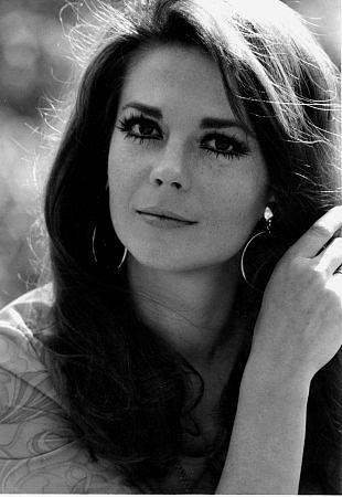 Natalie Wood, c. 1970.
