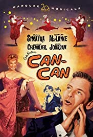 Can-Can Poster