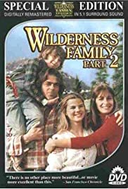 The Further Adventures of the Wilderness Family Poster