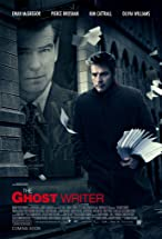 Primary image for The Ghost Writer