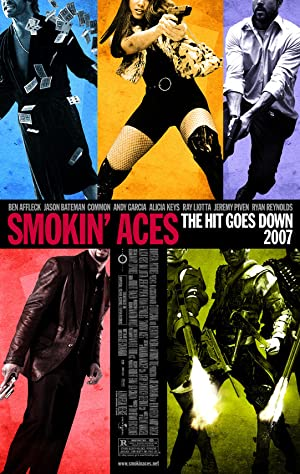 Ases calientes / La ultima carta (Smokin Aces) ()