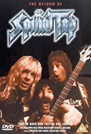 A Spinal Tap Reunion: The 25th Anniversary London Sell-Out Poster