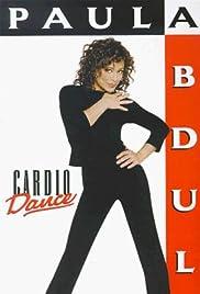 Paula Abdul: Cardio Dance Poster