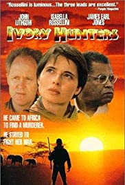 Ivory Hunters Poster
