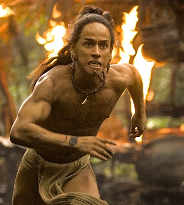 Rudy Youngblood in Apocalypto (2006)