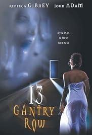 13 Gantry Row Poster