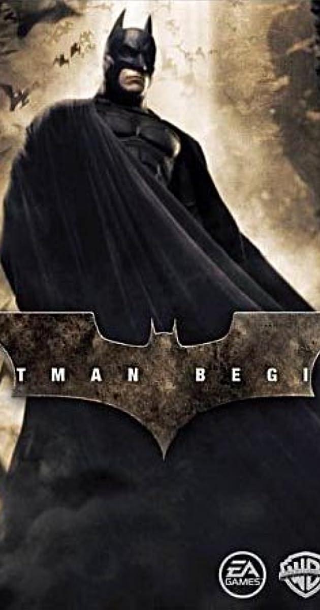 Batman Begins German Stream