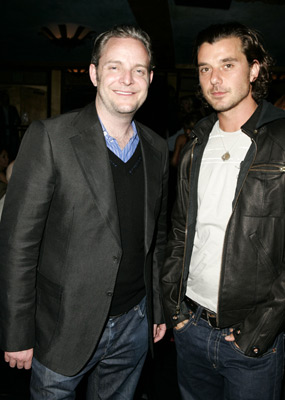 Gavin Rossdale and Francis Lawrence