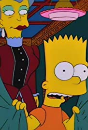 Bart After Dark Poster