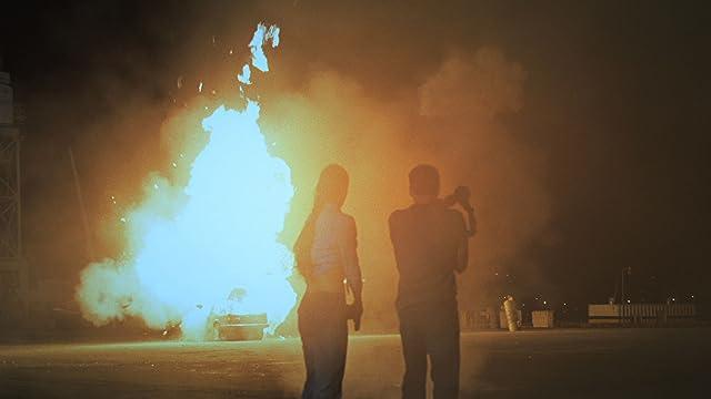 Mark Dacascos and Sofya Skya in Shadows in Paradise (2010)