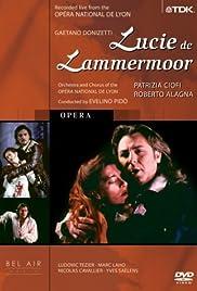 Lucie de Lammermoor Poster