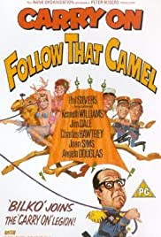 Carry On... Follow That Camel(1967) Poster - Movie Forum, Cast, Reviews