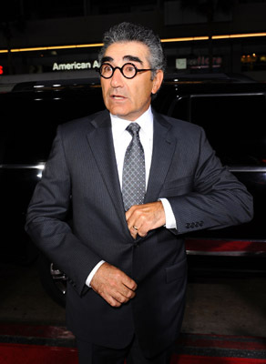 Eugene Levy at an event for Astro Boy (2009)