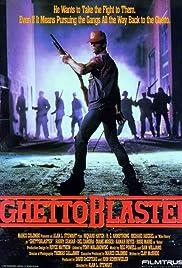 Ghetto Blaster Poster