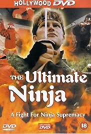 The Ultimate Ninja Poster