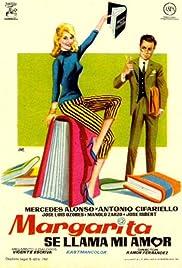 Margarita se llama mi amor Poster