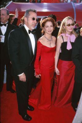 Gloria Estefan and Emilio Estefan Jr.