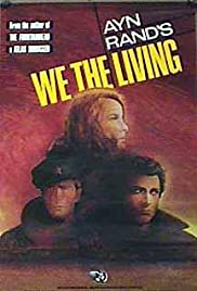 We the Living Poster