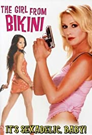 The Girl from B.I.K.I.N.I. Poster